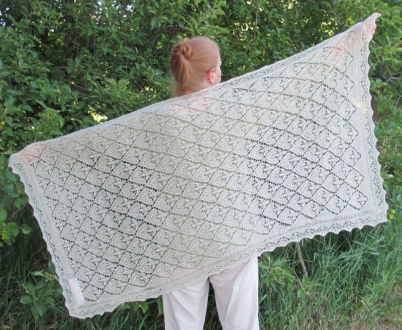 Estonian Shawl sm