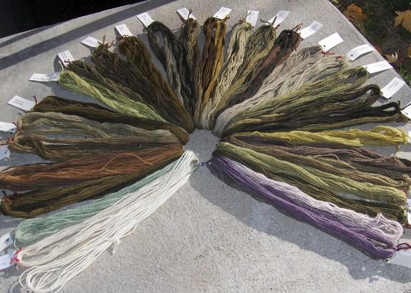 Natural Dye Wheel sm
